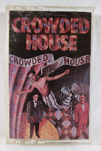 Fantastic Crowded House Crowded House 1986 Capitol Cassette Tape Home Remodeling Inspirations Cosmcuboardxyz