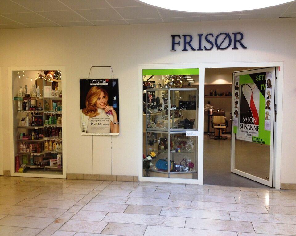 Frisørsalon til salg i Glostrup