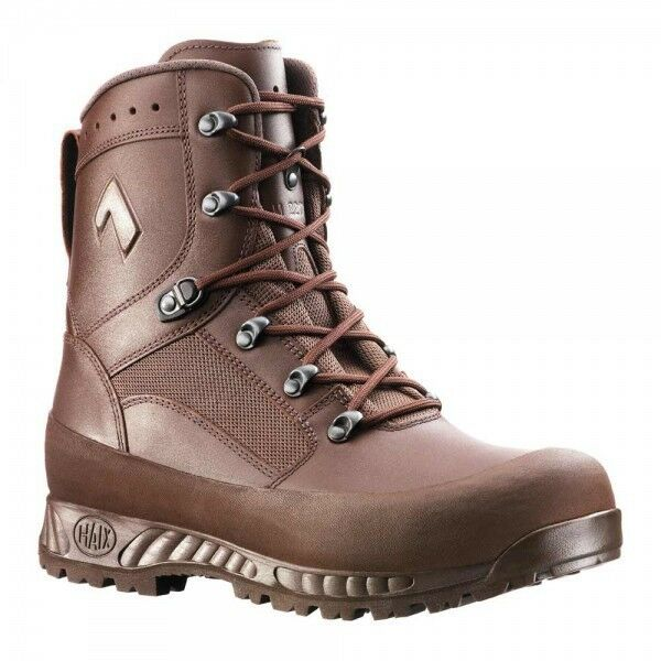 Haix High Liability Goretex Current Army Issue Cold Wet Weather MTP Boots New