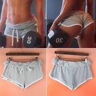 Women's Sexy Cotton Sports Shorts Casual Beach Running Slim Gym Yoga Hot Pants