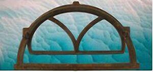 Stall Fenster mit Klappe Gußeisen rostig D.70x39cm Vintage Deko Geschenk - Gescher, Deutschland - Stall Fenster mit Klappe Gußeisen rostig D.70x39cm Vintage Deko Geschenk - Gescher, Deutschland