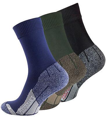 Lenz Rustic Schladming Walk Wander Socken 2er Pack Unisex Herren Damen Merino