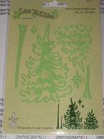 Lea'bilities Die - pine Trees 458947 For Scrapbooking Or Cards