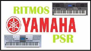 Mas De 1000 Ritmos Mexicanos, Baladas, Cumbias Para Teclados Yamaha Psr Y Tyros-as Para Teclados Yamaha Psr Y Tyros Fr-fr Afficher Le Titre D'origine