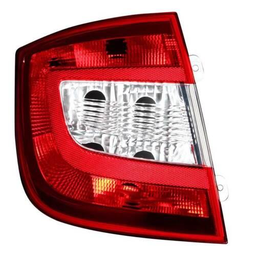 OE Quality 20-211-01137 Left Passenger Side NS Rear Light Lamp Skoda Rapid