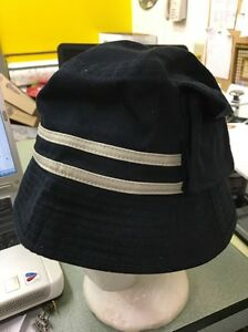 7523a7e61 Details about Vintage Gap Kids L XL Navy Bucket Hat Cap Gilligan Beach Bum  Old School