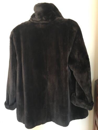 Coat Coat Beaver Sheared Reversible Coat Beaver Sheared Sheared Beaver Sheared Reversible Reversible FqnZnwvaH1