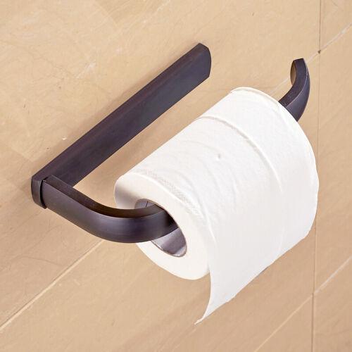 Oil Rubbed Bronze Bathroom Hardware Set Bath Accessories Towel Bar Paper Holder
