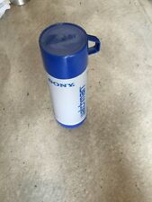 Vintage SONY WATCHMAN Thermos Bottle BY ALADDIN pint with cup