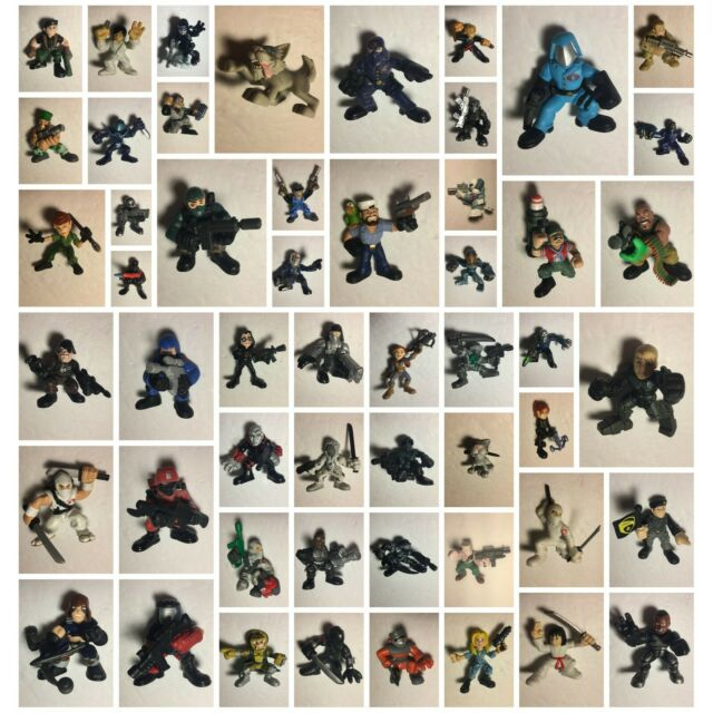 G.I. JoeCombat Heroes - Lot of 53 - Instant Collection!