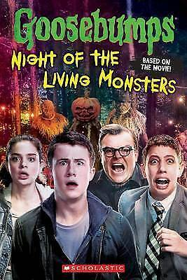 1 of 1 - Goosebumps The Movie: Night of the Living Monsters-ExLibrary