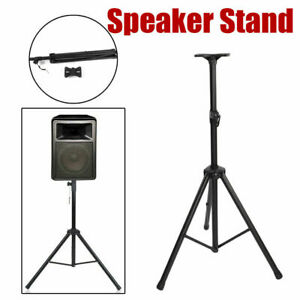 Multi-function-Adjustable-Studio-Monitor-Nylon-Tripod-Band-DJ-PA-Speaker-Stands