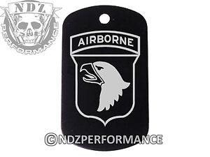 Dog Tag Military ID K9 Customized Laser BLK Spartan Helmet Flag