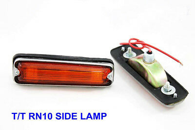 68-72 Toyota Hilux RN10 mark1 pair side marker light NEW