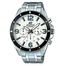Brand New Casio Edifice EFR-553D-7B Screw Lock Back Watch