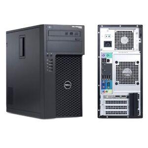 DELL-Precision-T1700-E3-1246-V3-3-5GHz-Quad-Core-16GB-RAM-100GB-SSD-NVS-510-GPU