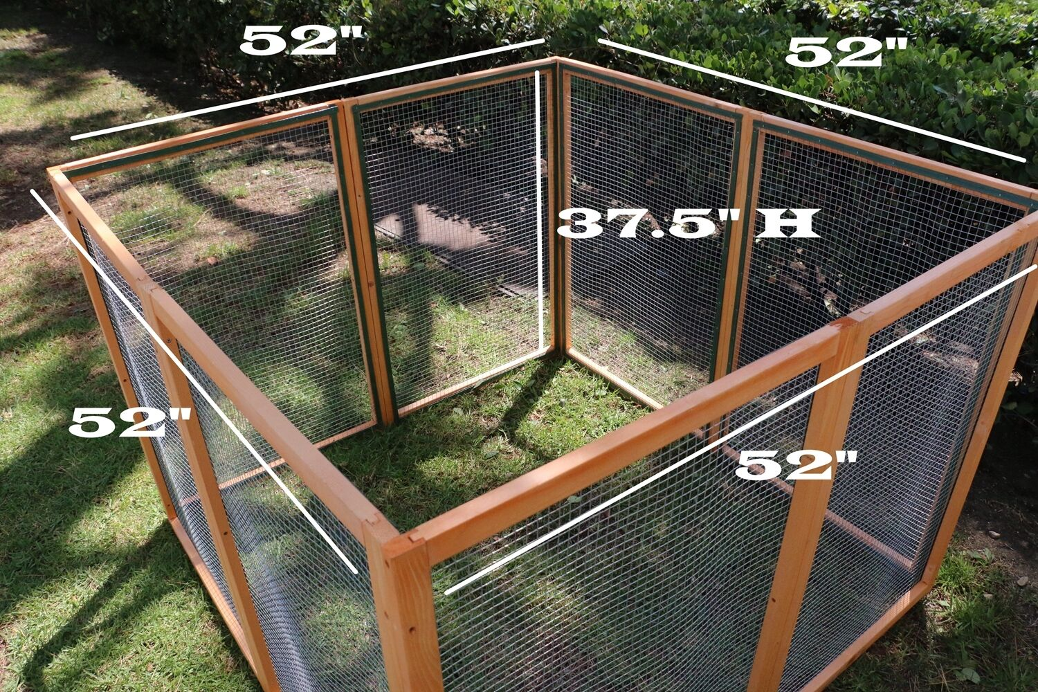 how to build a gate for a chicken run