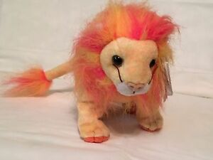 c2dea703e11 TY Beanie Baby - BUSHY the Lion - Pristine with Mint Tags - RETIRED ...