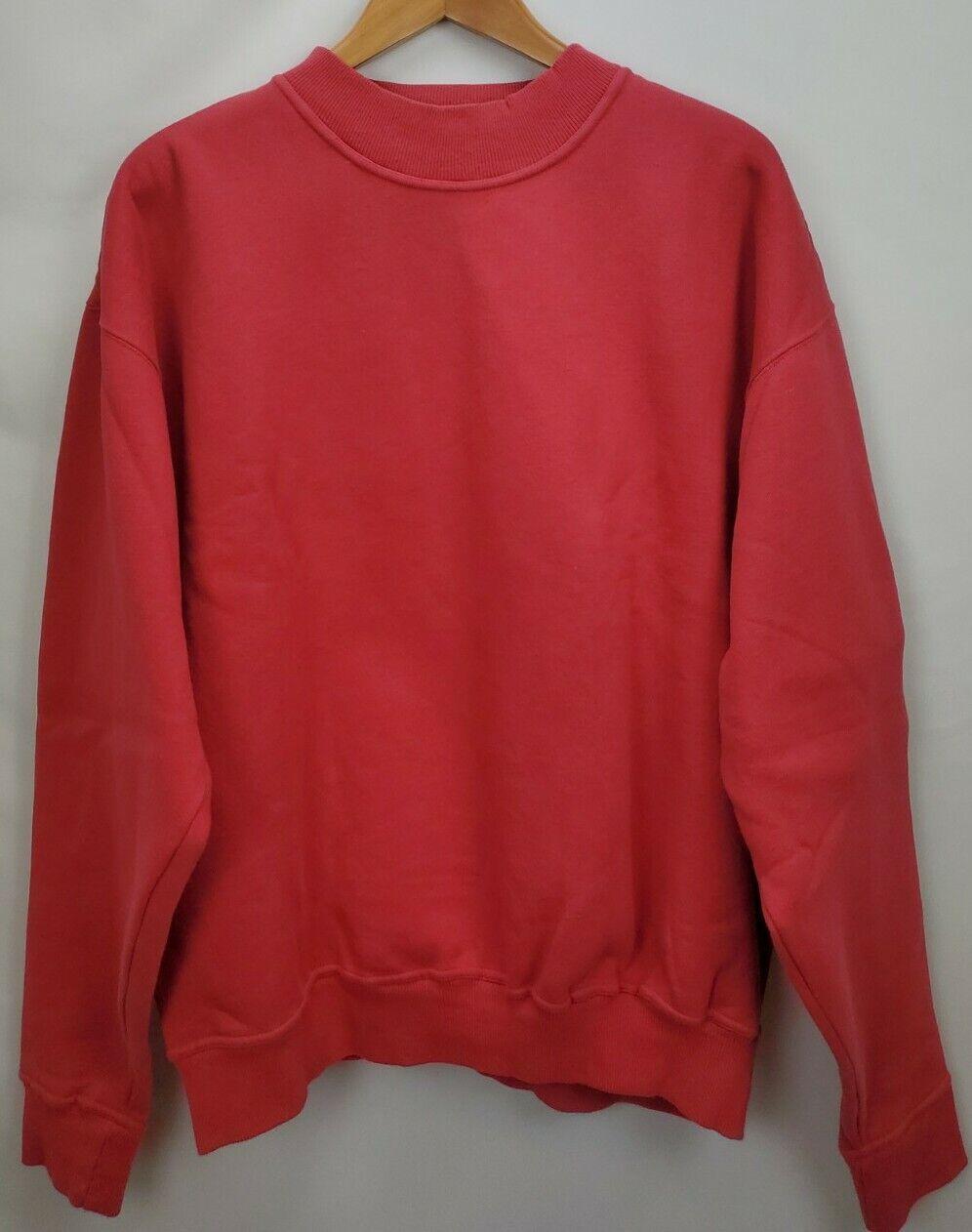 Vintage Levis Big E Sweatshirt Mens Size Large Re… - image 1