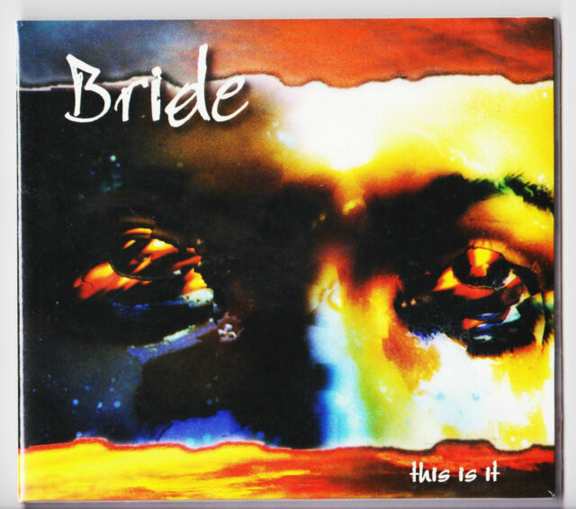 BRIDE - THIS IS IT: COLLECTOR'S EDITION (New-CD, 2011) Christian Metal digipak