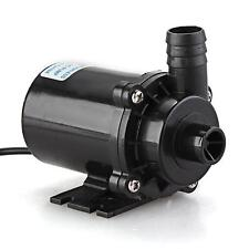 12V DC Submersible Brushless Water Pump for Fountain Pond  Aquarium 750LPH Tank