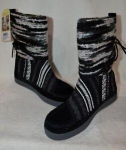 6 Black Boots Size Suedetextile Women's 5 Winter Details About Mix Nwb Toms Nepal Rqc3jLS4A5