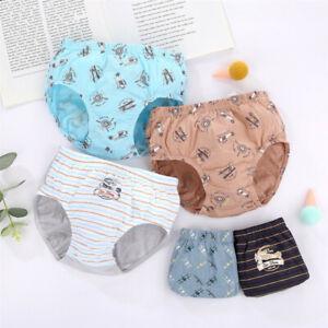 Air Show Boys' Underwear 5 PCS Pack Briefs Kids Cotton Panties 2``12 | eBay