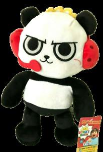 8-034-Ryan-s-World-Combo-Panda-Plush-Stuffed-Figure-Toy-Gift-Ryans-Boys-Girls-Kids