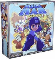 Capcom Mega Man The Board Game By Jasco / 2-6 Players / Based On The Video Game
