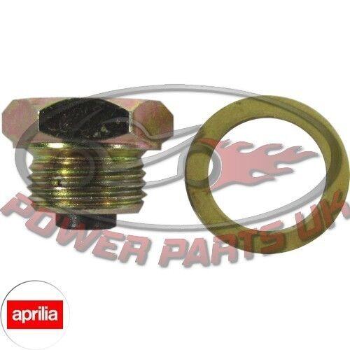 For Aprilia Sump Bolt Plug Pegaso 650 1991 1992 1993 1994 1995 1996 1997 1998