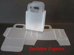 1 x Plastic Gift Bag Template AM464