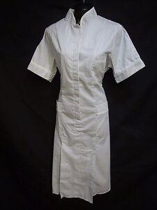 ad846a18fed Boyd Cooper Grey Blue Stripe NHS Nurse Health Carer Uniform Dress ...