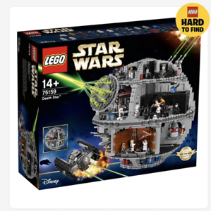 7325be14d LEGO 75159 Star Wars Death Star Iconic Construction Set - Limited ...