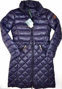 325 Ralph Lauren Women Polo Packable Down Quilted Coat
