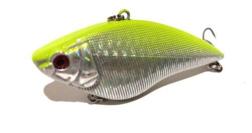 VIB Fishing Lure Hard Bait Crank Jerk Sinking Artificial PIKE PERCH BASS 7cm 16g