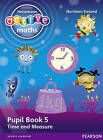 Heinemann Active Maths Northern Ireland - Key Stage 1 - Beyond Number - Pupil Book 5 - Time and Measure by Lynda Keith, Steve Mills, Hilary Koll (Paperback, 2012)