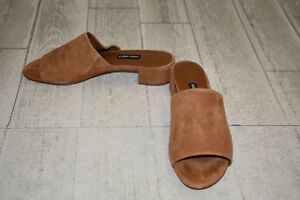 new styles 2019 discount sale factory outlets Nine West Raissa Slide Sandal - Women's Size 7M Brown   eBay
