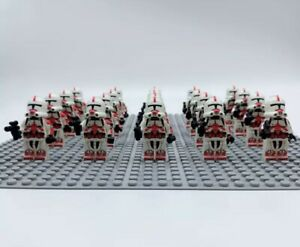 20x-Shock-Trooper-Clone-Troopers-Mini-Figures-LEGO-STAR-WARS-Compatible