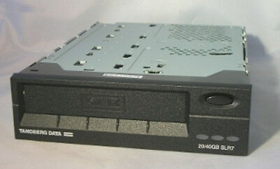 Schwarz Verkaufsrabatt 50-70% Aus Dem Ausland Importiert Tandberg Slr7 6620 Streamer Bandlaufwerk Scsi 68-pin 13,3cm 5.25 Zoll