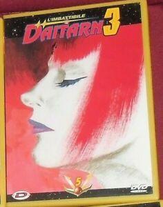 1-DVD-MANGA-ROBOT-ANIME-80-DAITARN-3-DAITAN-5-haran-benjo-meganoidi-koros-zauker