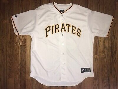 check out a0a78 3c5e8 Pittsburgh Pirates Andrew McCutchen Jersey Mens XL Majestic Preowned MLB  Pirates | eBay