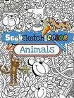 Seek, Sketch and Color -- Animals by Susan Shaw-Russell (Paperback, 2013)