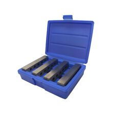 4 Pair 316 12 X 6 Steel Parallel Set Precision Gage Gauge Block 8 Pcs