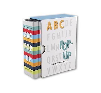 ABC Pop-Up by Watson McCarthy Courtney (Hardback, 2017)