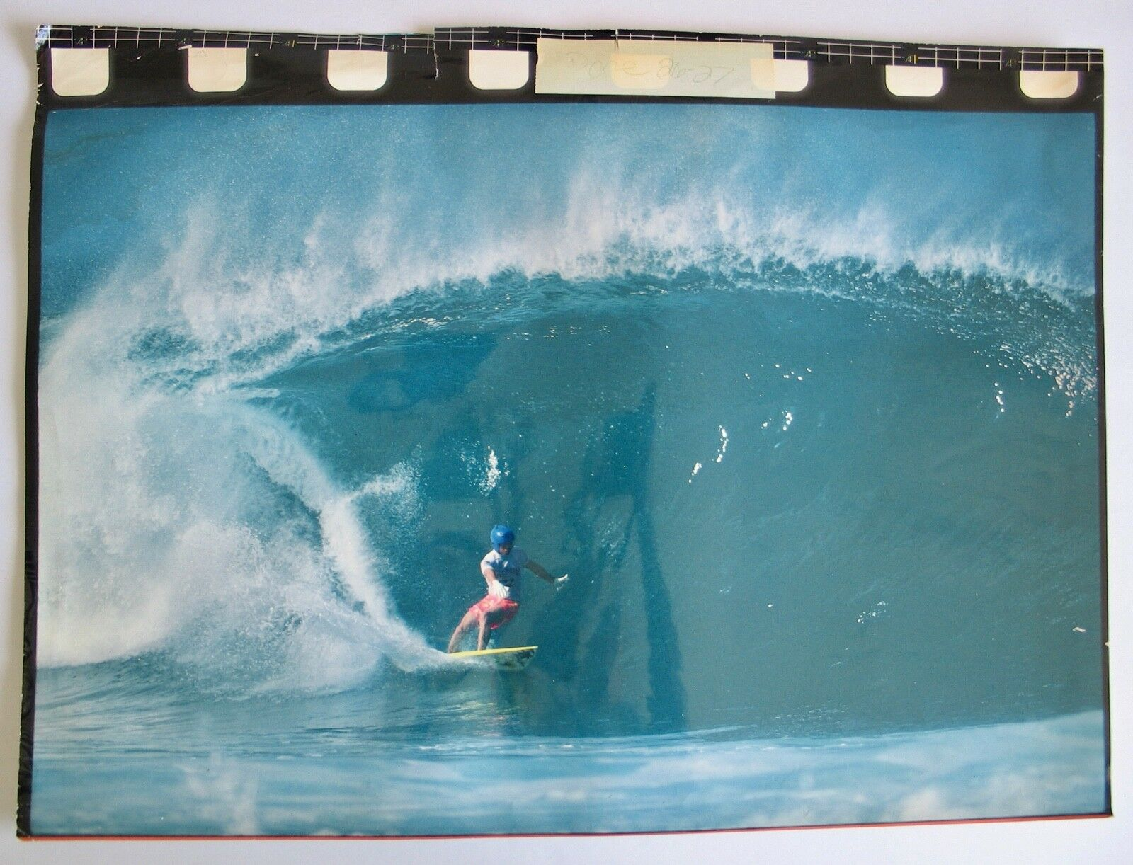 Vintage 1988 Original Photograph Breakout Surf Magazine Vol 8 No 4 Surfboard 12