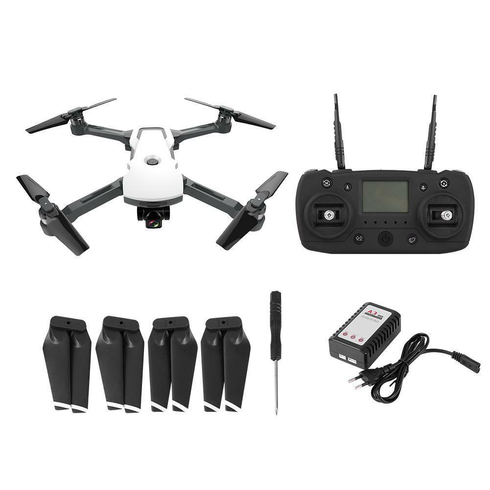 AOSENMA CG033 Foldable RC Drone GSP Brushless Qudcopter Altitude Hold Headless