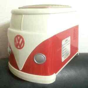 new official volkswagen bus vw original toaster not for. Black Bedroom Furniture Sets. Home Design Ideas