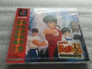 USED-PS1-PS-PlayStation-1-Ranma-1-2-Battle-Renaissance-Japan-import
