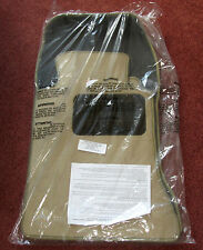 "GENUINE MERCEDES OEM W124 E CLASS ""PARCHMENT"" CARPET FLOOR MAT 86-95 300E 400E +"