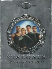 Stargate Kommando SG-1 Season 10 Silverbox Deutsche Ausgabe NEU OVP Sealed